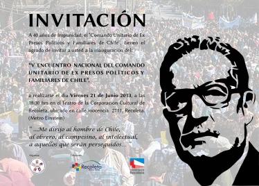 invitacion  Encuentro Nacional