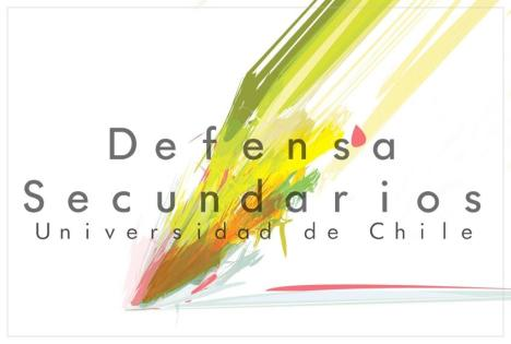Defensa Secundarios Universidad de Chile