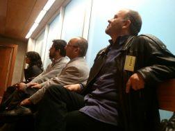 Observadores de la Comisión Ética Contra la Tortura, CINTRAS, Observatorio Ciudadano y Psicologos de Ñuño asisten a juicio