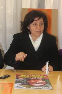 Bertha Oliva (COFADEH)