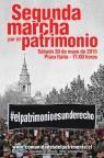 SEGUNDA MARCHA POR EL PARIMONIO