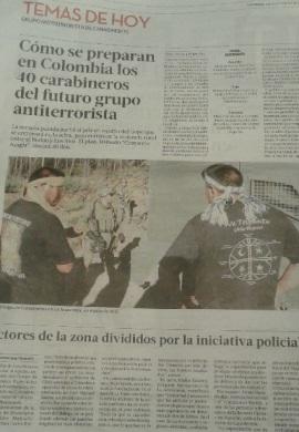Diario La Tercera del 16 de Junio de 2018