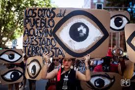 LOS OJOS DEL PUEBLO ACUSAN AL ESTADO... - Frente Fotográfico | Facebook